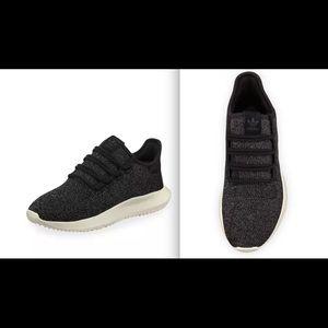 le adidas tubulare ombra scarpe conosciuto nero sz 75 pennino poshmark